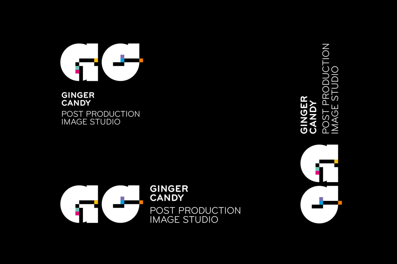 Visual Identity<br> Ginger Candy
