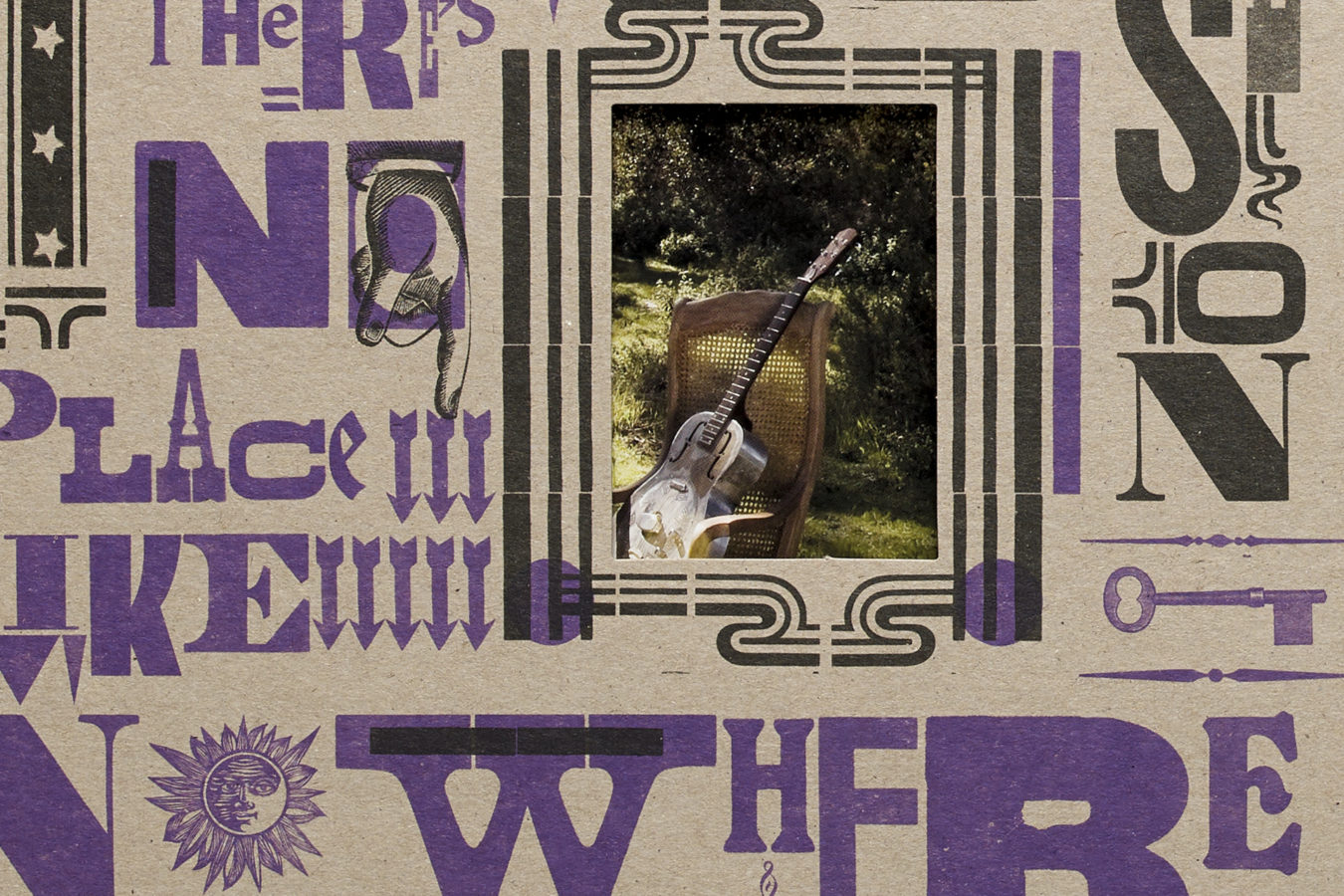 There's No Place Like Nowhere…Vinyl<br>Fast Eddie Nelson