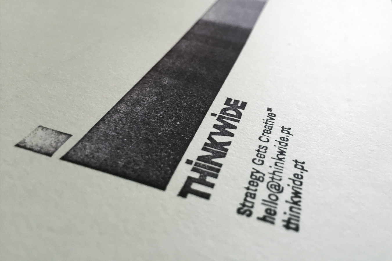 Visual Identity <br>ThinkWide