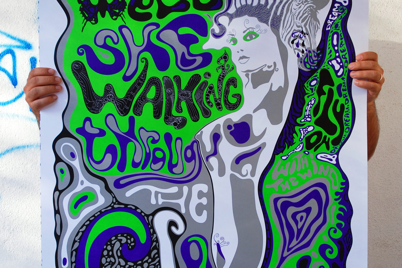 Little Wing Poster<br>Mola Ativism