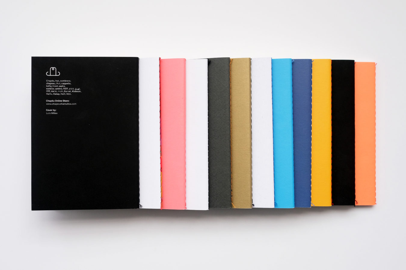 2017 Notebook Collection<br>Chapéu