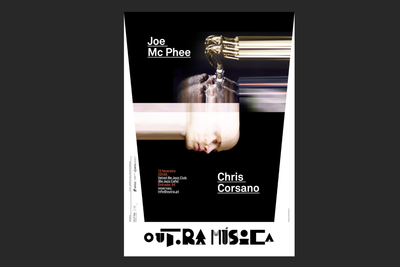 2016 Poster Collection<br>Out.ra Música