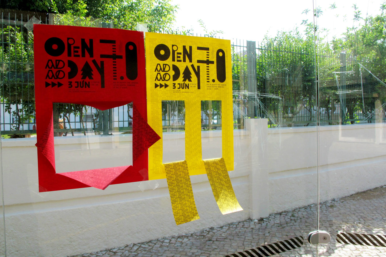 Open Day 7.0 Posters<br><span class=